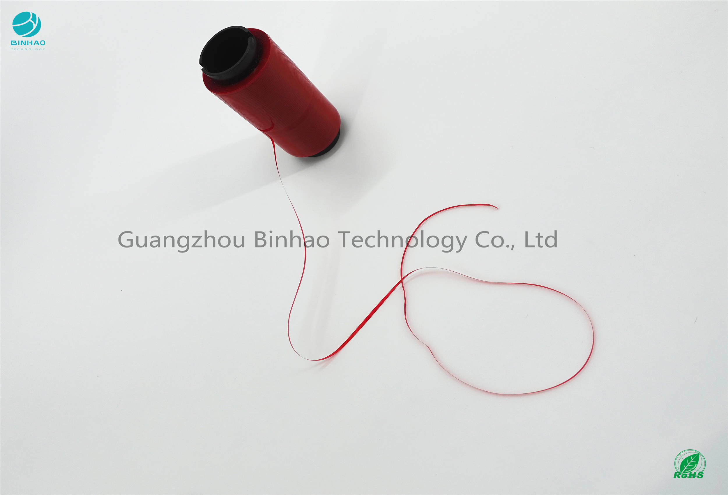 Polymer Film Heat - Shrink 0.916 Tear Strip Tape